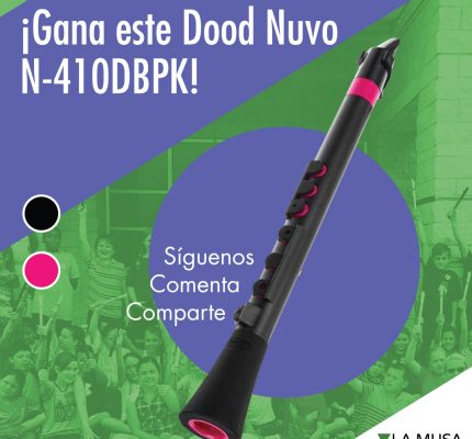 Gana uno de los 3 Dood Nuvo N-410BPK
