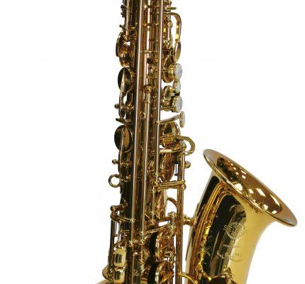 SELMER Supreme: the alto sax revolution