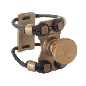 ZAC Brass Metal Alto Saxophone Ligature