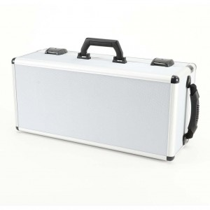 JAKOB WINTER 275 Aluminium case for two trumpets
