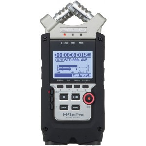 Digital recorder ZOOM H4N PRO