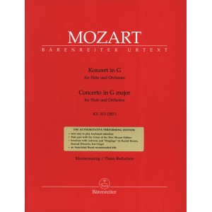 Concerto for Flute and Orchestra in G major W. A. MOZART