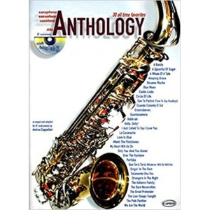 Anthology Vol. 1 Alto Saxophone A. CAPPELLARI