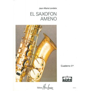El Saxofón Ameno LONDEIX Volume 2