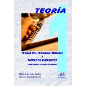 Theory Book Musical Language Exercises Sheets (Course 1)