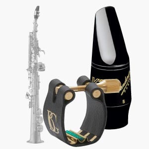 Soprano sax accessories