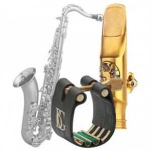 Tenor sax accessories