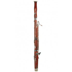 MOOSMANN Bassoon No. 96 with elongated keys, for small hands