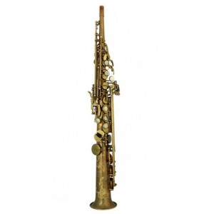 P. MAURIAT System 76 Soprano Saxophone Unlacquered