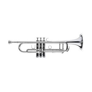 SCHAGERL Mnozil Brass silvery Trumpet