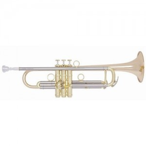 SCHAGERL Caracas C ML lacquered Trumpet